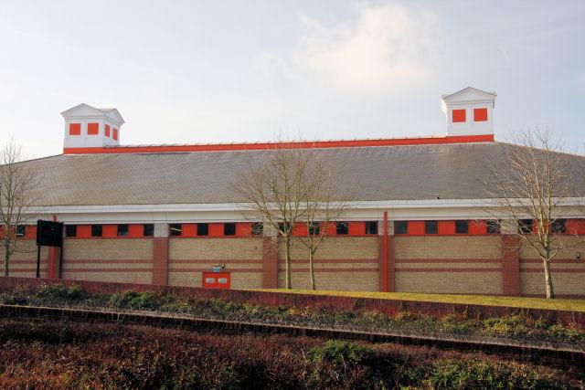 B&Q store, Bury St Edmunds