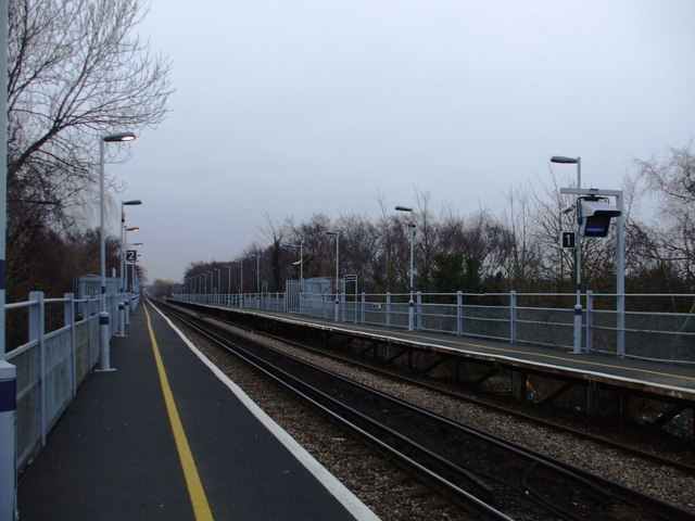 Chestfield & Swalecliffe station