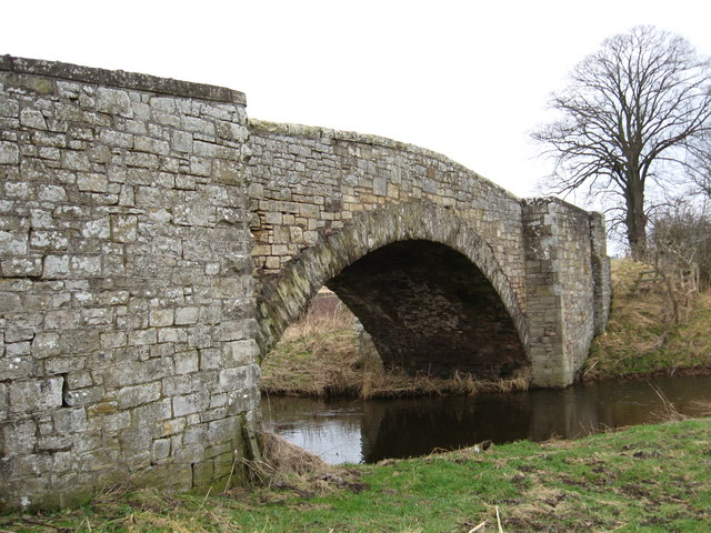 The Cappuck Bridge