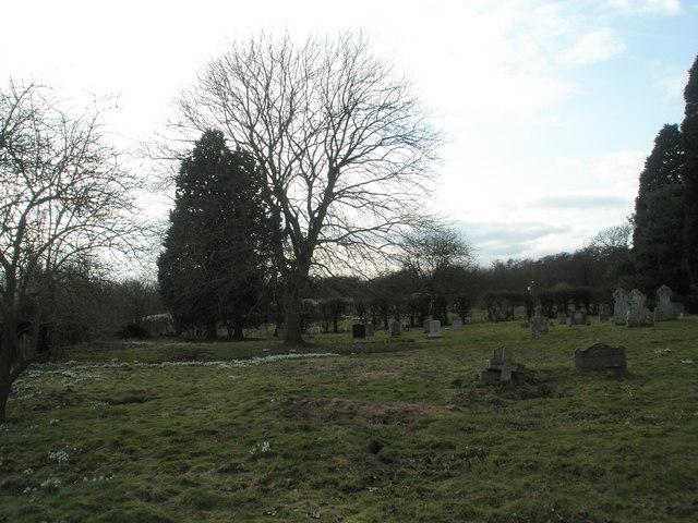Wisley Churchyard