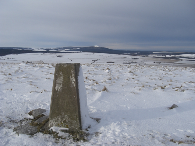 Durn Hill Trig Point