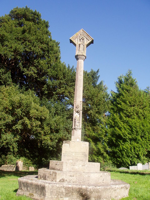 The Memorial at St. Martin Of Tours, West Coker