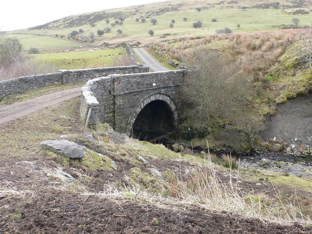 Pont Blaen Eidda