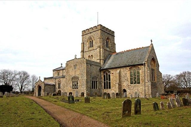 St Mary, Gressenhall, Norfolk
