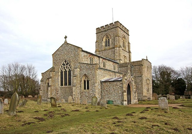 St Mary, Gressenhall, Norfolk