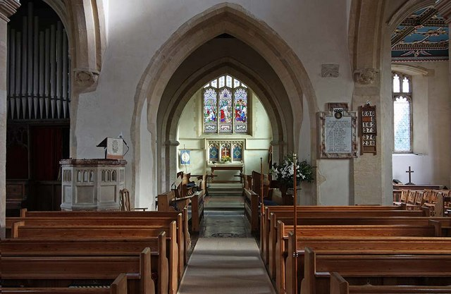 St Mary, Gressenhall, Norfolk - East end
