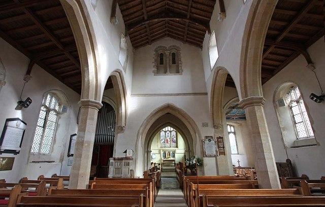 St Mary, Gressenhall, Norfolk - East end