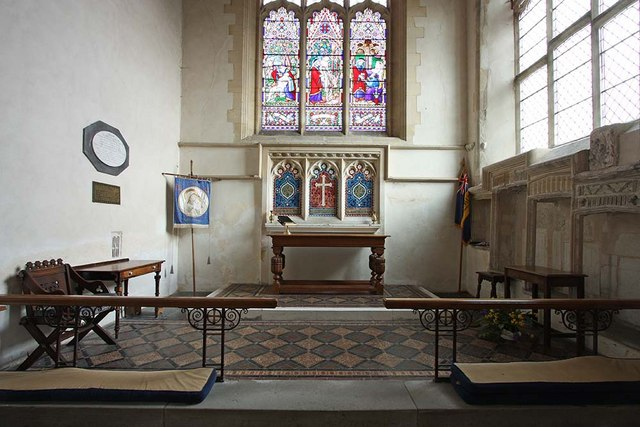 St Mary, Gressenhall, Norfolk - Sanctuary