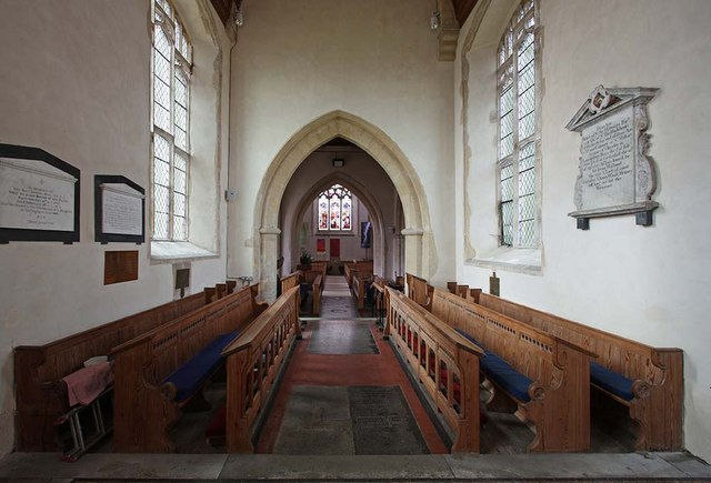 St Mary, Gressenhall, Norfolk - West end