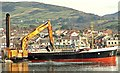 J1317 : Dredging at Warrenpoint harbour (3) : Week 7