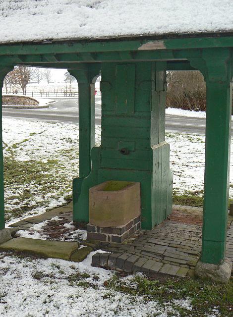 Kingston village pump
