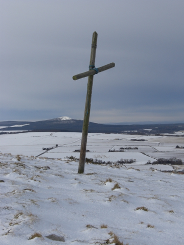Cross on Durn Hill