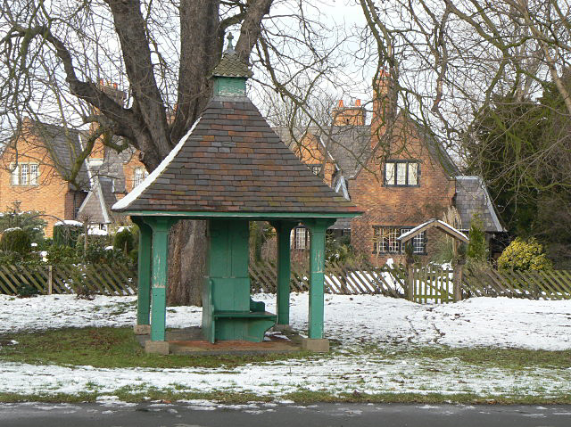 Village pump, Kingston