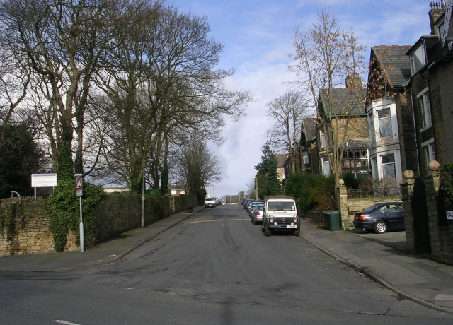 Farcliffe Road - Toller Lane