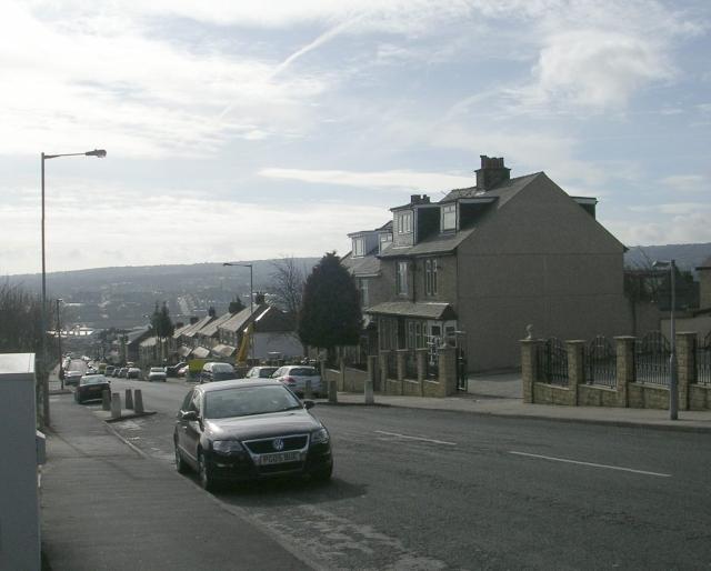 Fairbank Road - Toller Lane