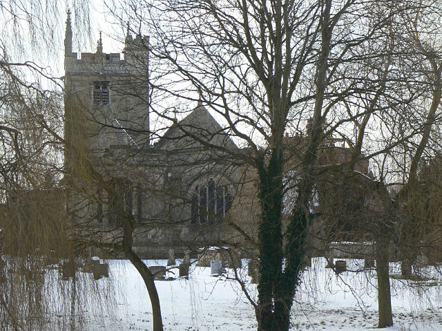 Kingston church