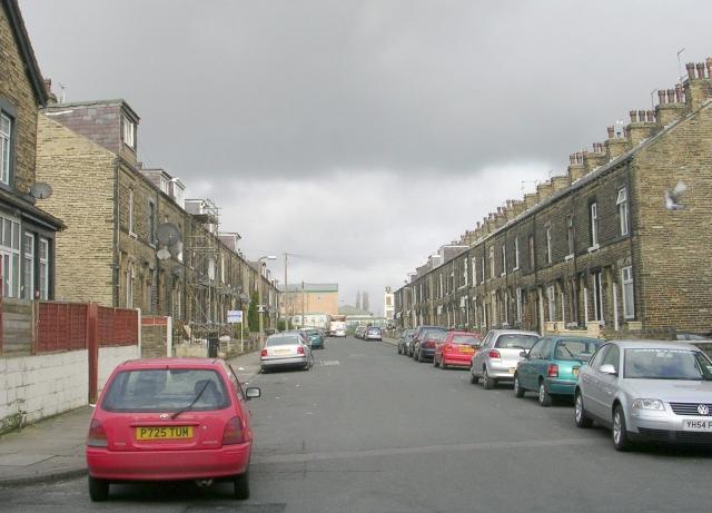 Bridgwater Road - Farfield Terrace