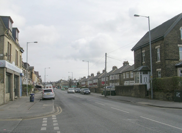 Lilycroft Road