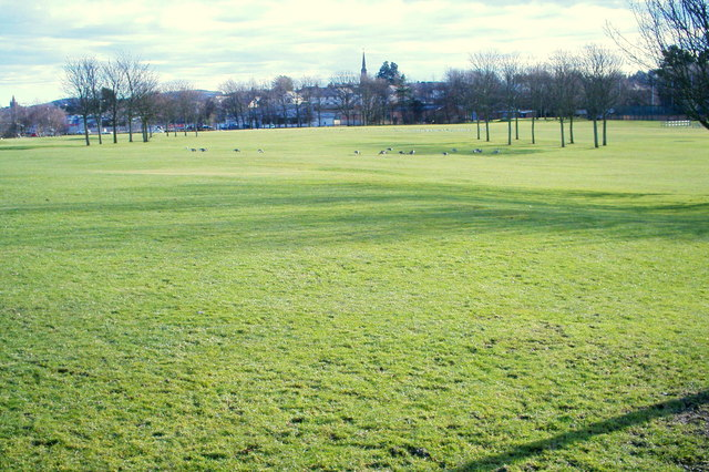 Recreation Ground at Forfar Leisure Centre