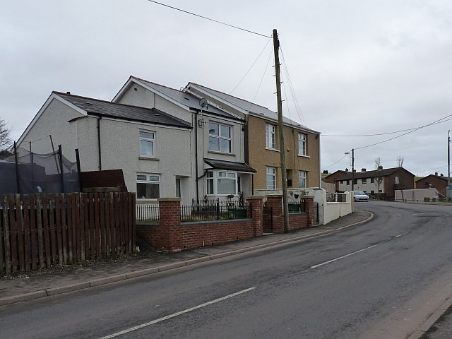 Hill Street, Rhymney