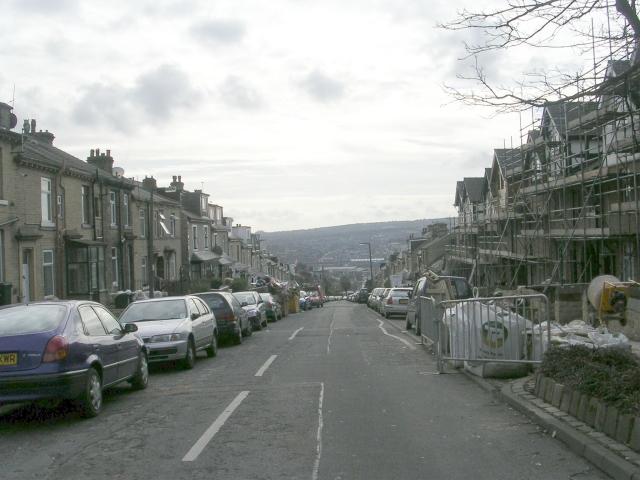 Kensington Street - Duckworth Lane