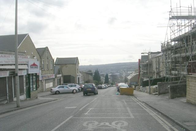 Girlington Road - Duckworth Lane