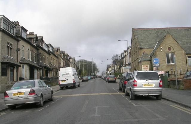Little Lane - Duckworth Lane