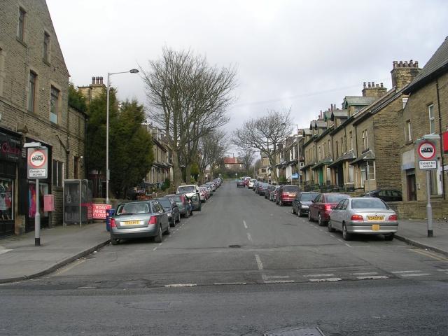 Duckworth Grove - Duckworth Lane