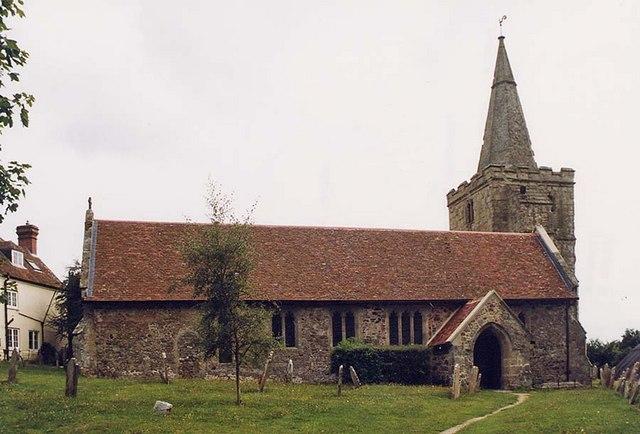 St Peter, Shorwell