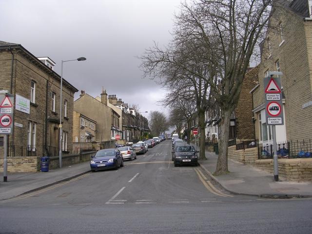 Duckworth Terrace - Duckworth Lane