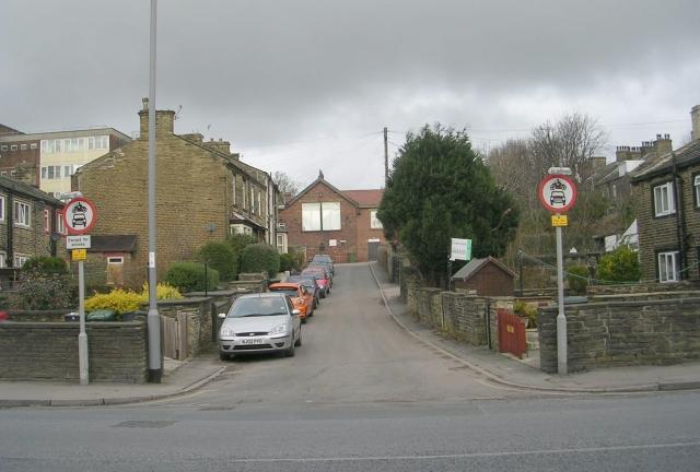 Prospect Place - Duckworth Lane