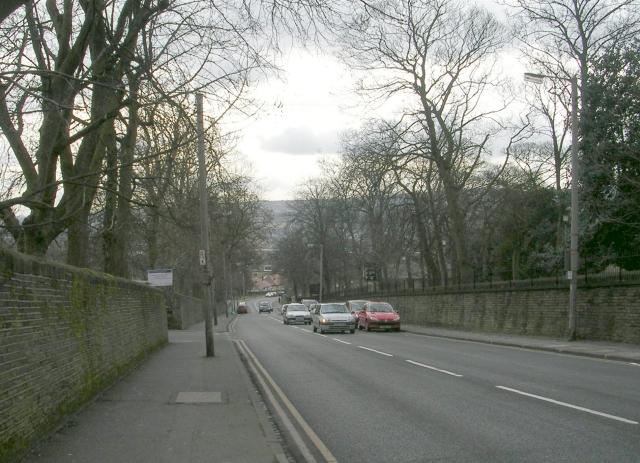 Squire Lane - Duckworth Lane
