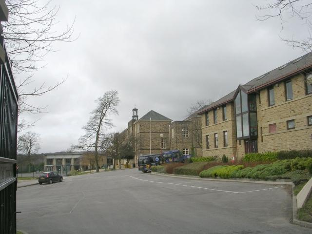 Bradford Girls Grammar School - Squire Lane