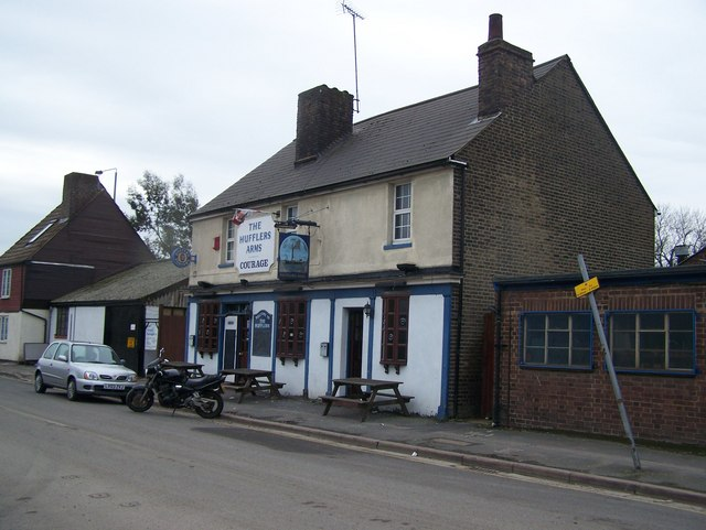 The Hufflers Arms, Dartford