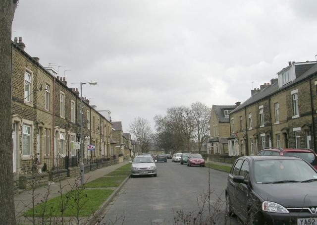 Springroyd Terrace - Squire Lane