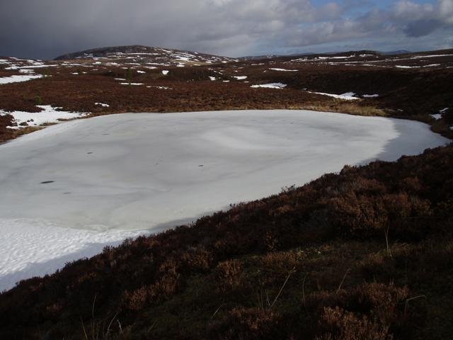 Frozen Lochan