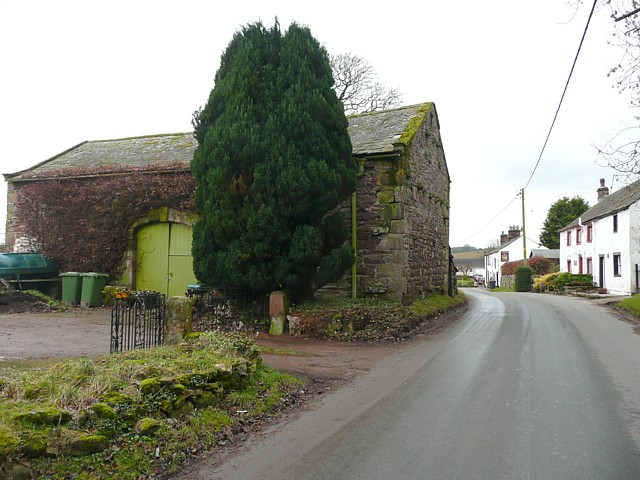 Barn, Little Blencow