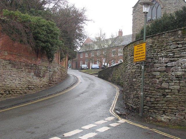 Dinham Road