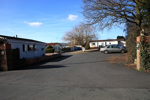 Hook Bank mobile home park