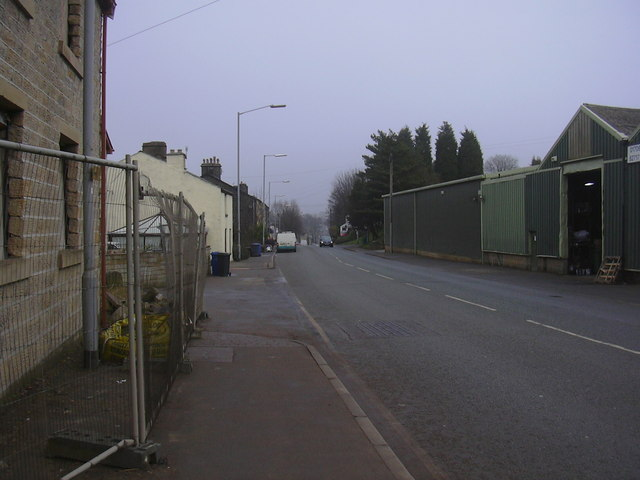 Whalley Road (A56) Shuttleworth