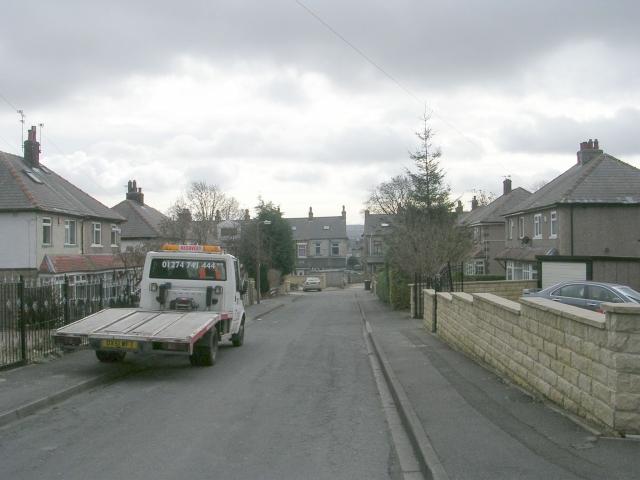 Como Drive - Lingwood Avenue