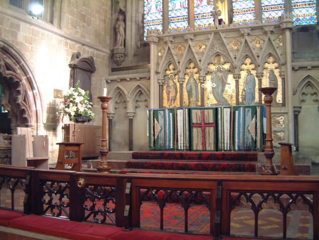 St Editha's Church, Chancel  (3)