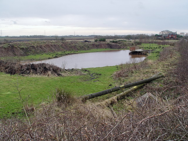 New Fishing Pond