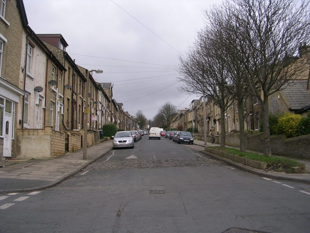 Washington Street - Thorn Street