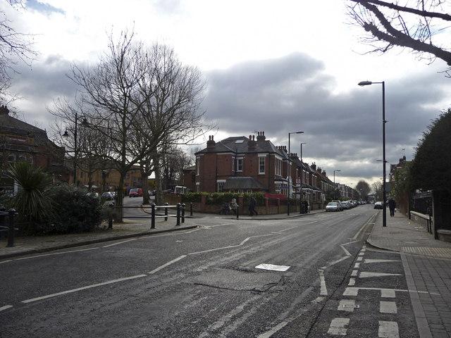 Sandycombe Road, Kew