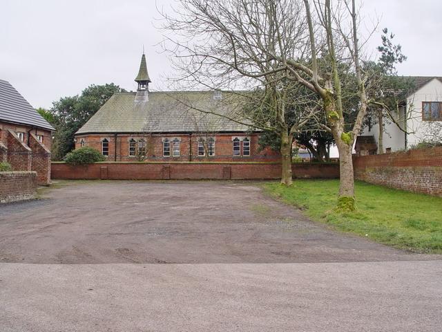 St Marks Church, Eagland Hill