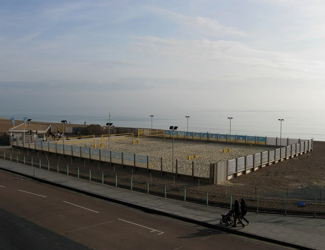 Yellowave Beach Sports Centre