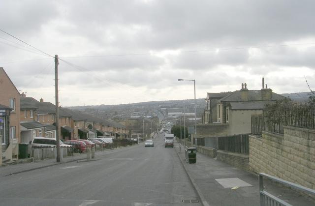 Girlington Road - Thorn Street