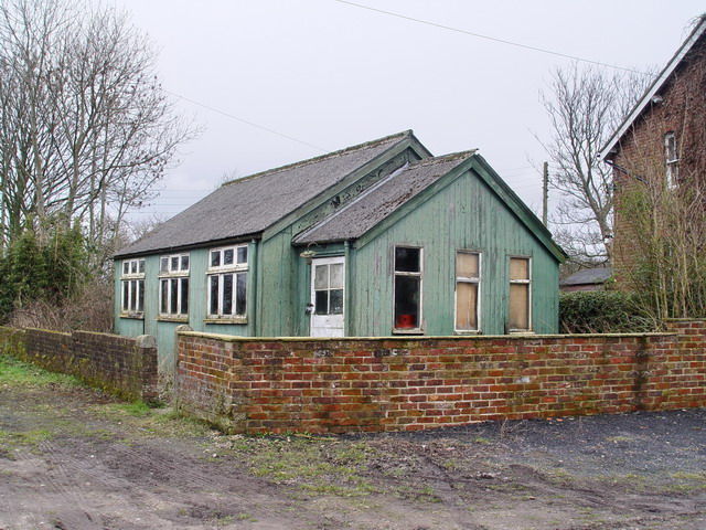 Hut at Eagland Hill