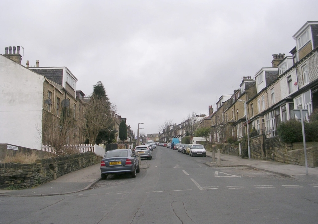 Kensington Street - Thorn Street
